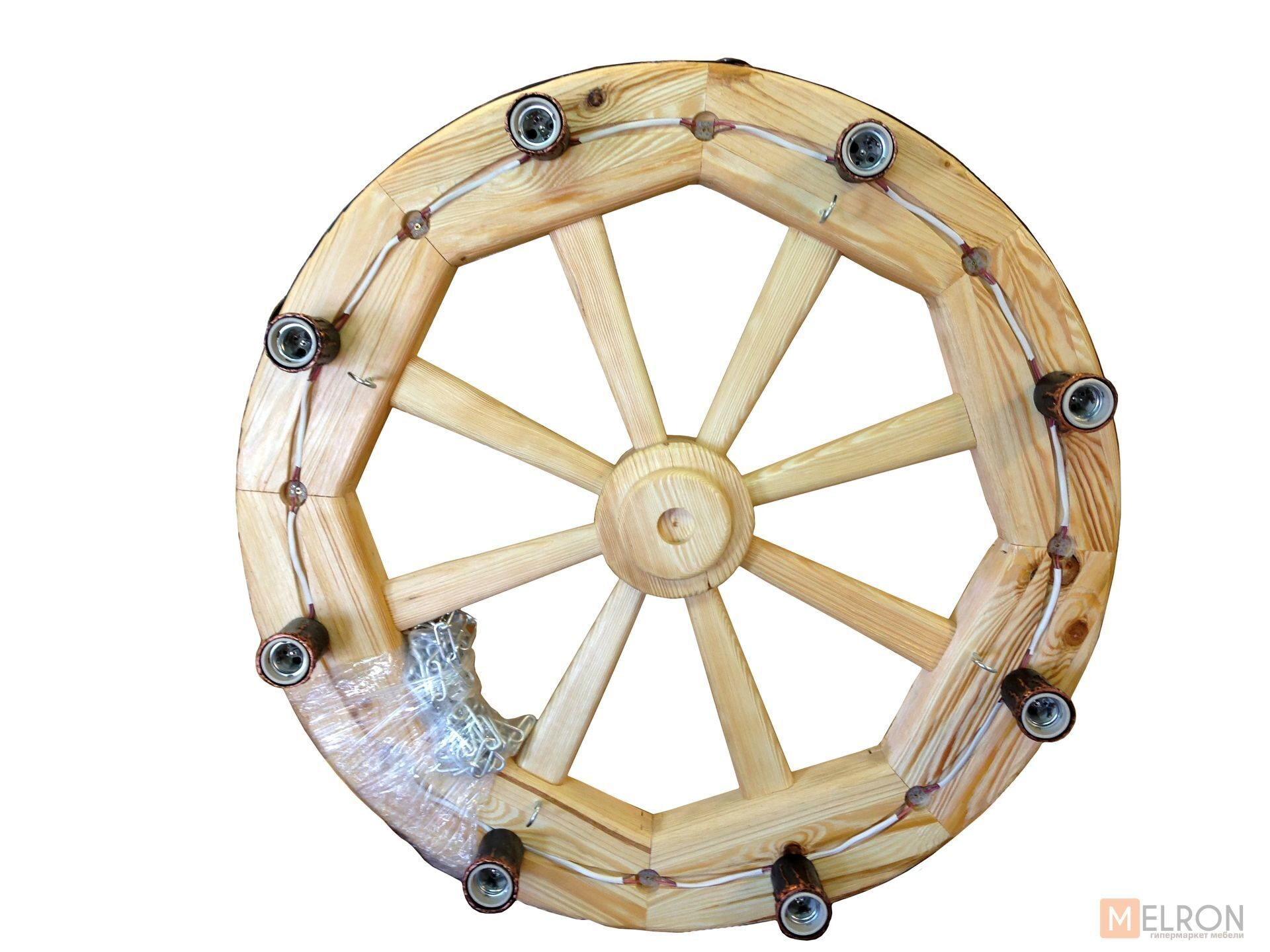Деревянное колесо своими руками фото