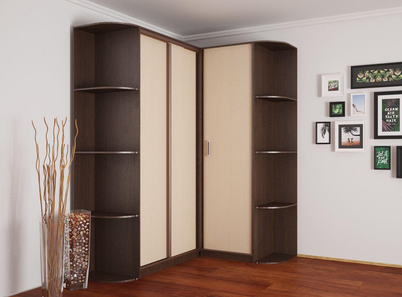 Купить угловой шкаф бриджит в интернет-магазине don rossi в .