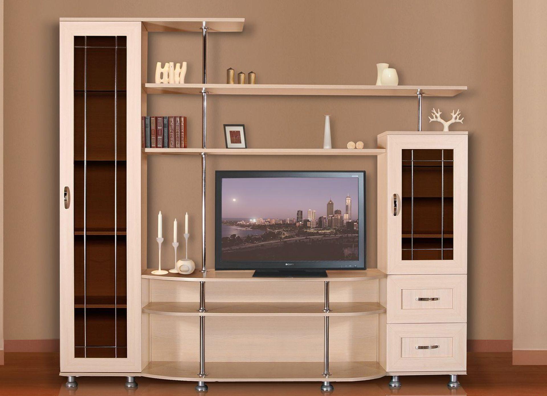 Стенка санремо-8 на заказ, купить мебель по низким ценам в и.